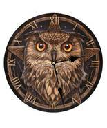 OWL CLOCK - Lisa Parker - $23.99