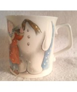 Vintage Royal Doulton The Snowman Gift Collection Coffee Cup Mug 1985 En... - $18.95
