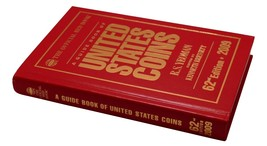 Official Red Book A Guide Book of United States Coins 62nd Ed 2009 Book ... - $12.99