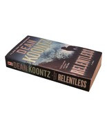 Relentless by Dean Koontz Paperback Book Fiction  - $6.00