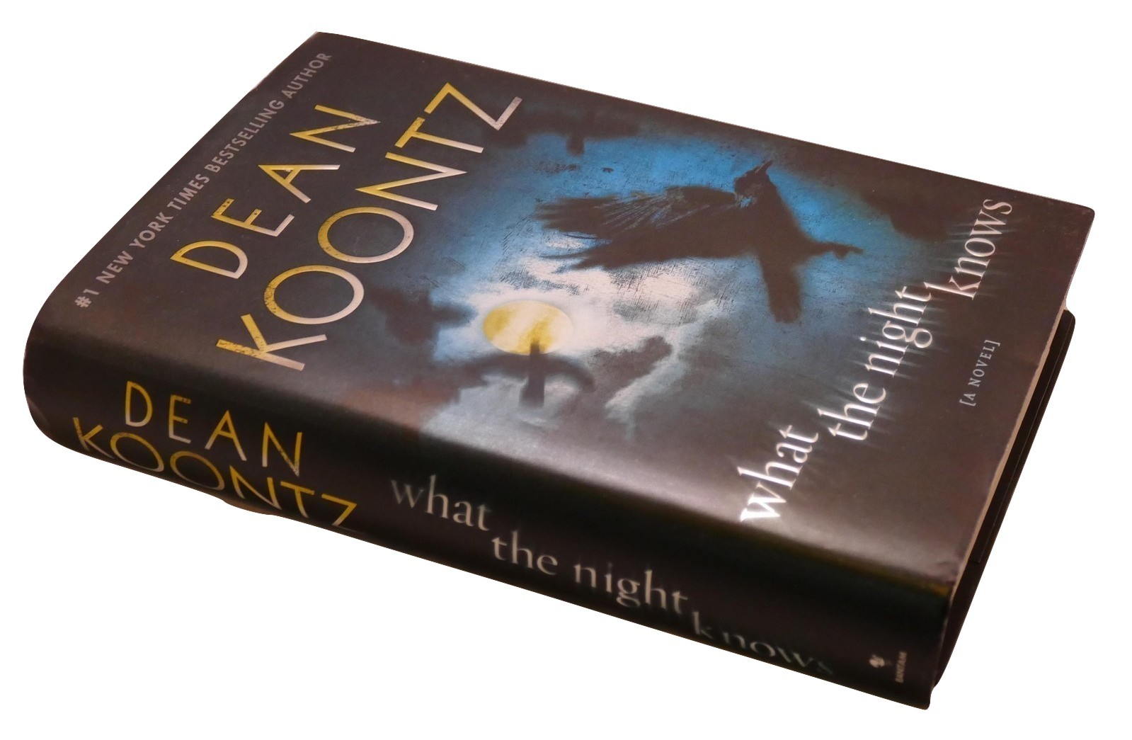 Primary image for What the Night Knows by Dean Koontz Hardcover Book Fiction