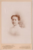 Grace M. Smith Cabinet Photo - Mattawankeag, Maine (1896) - $17.50