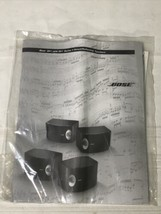 Bose Series V Reflecting Speakers Owners Manual - $14.88
