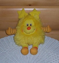 "Rainbow Brite Plush Yellow Spark Sprite 10"" Hallmark Brings Smiles - $9.89"