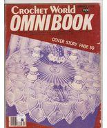 Crochet World Omnibook Summer 1979 Vintage Pine... - $4.99