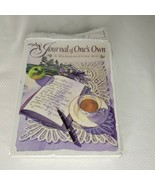 Handcrafting Kit  A Journal Of Ones Own Make Your Own Journal - $39.55