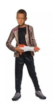 NWT Finn Star Wars Halloween Rubies Costume Size Small 4-6 Ages 3-4 Force Awaken - $24.14