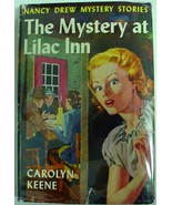 Nancy Drew The Mystery at Lilac Inn 1953A-65 Ca... - $40.00