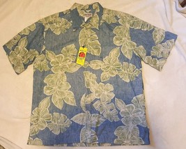 Cooke Street Honolulu Men's Button Down Short Sleeve Shirt 2XL NWT NEVER... - $24.95