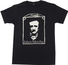 New Edgar Allan Poe Framed Adult Medium T-shirt Nice Soft Tee Tell-Tale ... - $15.84