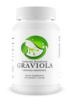 Graviola soursop 400mg - 90 capsules - Free Shipping - $49.95