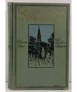 Quaint Corners in Philadelphia 1922 John Wanamaker - $8.99