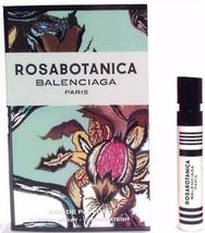 BALENCIAGA PARIS ROSABOTANICA EDP .04oz 1.2ml x 1 PERFUME SPRAY SAMPLE V... - $4.90