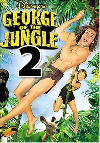 Disney George of the Jungle 2 (DVD, 2003)