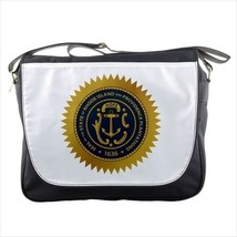 Seal of Rhode Island United States Messenger Bag - Tabard Surcoat - $36.26