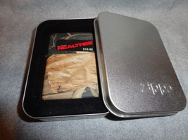 Zippo Lighter Real Tree Leaf - $14.80