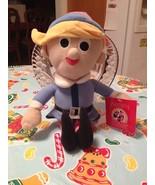 Rudolph The Red Nosed Reindeer 50 Years Hermey Dentist Plush Elf Doll Ne... - $32.99
