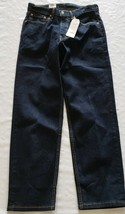 Levi's 550 Men's Jeans 32 x 32 Blue Relaxed Fit New with Tags - $40.41