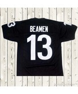 Willie Beamen Football Jersey #13 Given Sunday Movie Miami Sharks Stitch... - $32.49