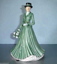 Royal Doulton We Wish You A Merry Christmas Songs Ladies Petite Figurine 5641 - $62.90