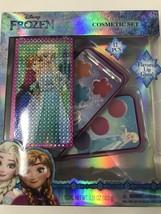 Frozen Childrens Girls Cosmetic Lip Gloss  Make Up 12 Piece Set Gift - $8.90