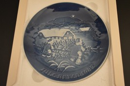OB Bing and Grondahl Christmas Plate 1982 ANTIQUE COLLECTIBLE PLATE - $3.94