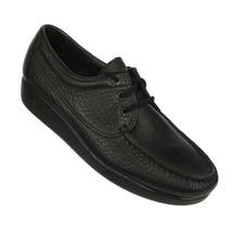 SAS Men's Leather EE Comfort WW Size Amigo Moc 7 7 Shoes Black Oxford Toe 11wHTrq