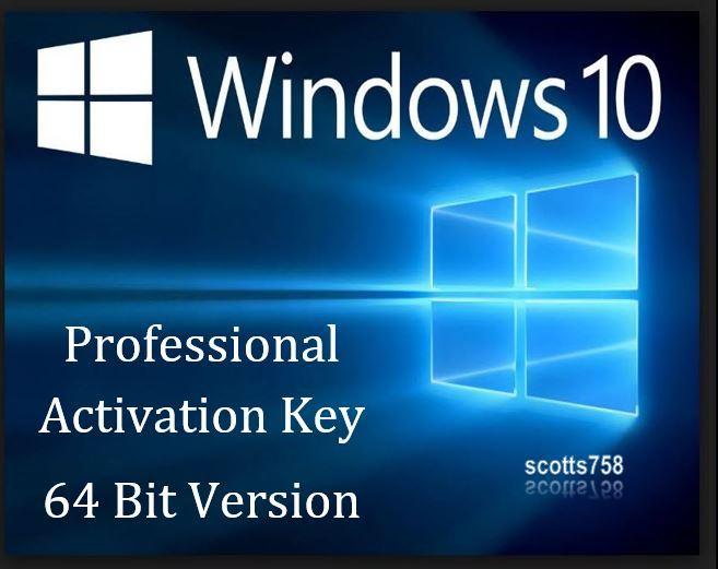 activation key windows 7 64 bit