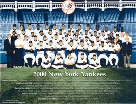 2000 NEW YORK YANKEES 8X10 TEAM PHOTO BASEBALL MLB PICTURE NY - $3.95