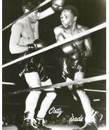 MANUEL ORTIZ vs HAROLD DADE 8X10 PHOTO BOXING PICTURE - $3.95