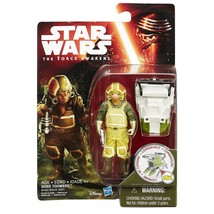 Star Wars The Force Awakens 3.75-Inch Figure Forest Mission Goss Toowers - $9.79