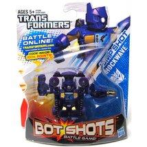 Transformers Bot Shots Jump Shot Shockwave - $14.73