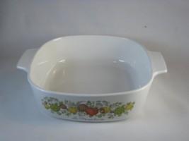 Vintage Corningware Spice of Life 2 Qt Casserole Dish P-2-b - $32.99