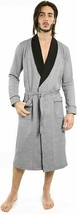 Yugo Sport Mens Robe - Cotton Robes for Men Knit Lightweight - Kimono Wr... - $193.83