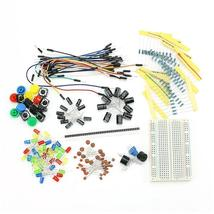 Electronics Fans Package Electronic Component Resistors Capacitors Kit A... - $16.50
