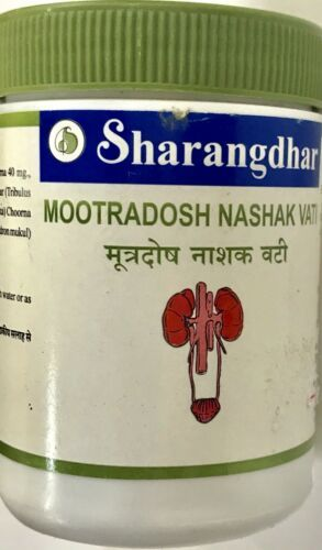 Mootradosh Nashak Vati For Urine Difficulty And Pains