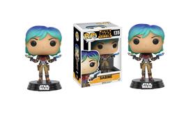 Funko Pop! Star Wars Rebels Sabine From Star Wars Rebels, Sabine, as a s... - $74.99