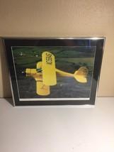 Beechcraft Staggerwing Framed Photo by Budd Dav... - $37.39