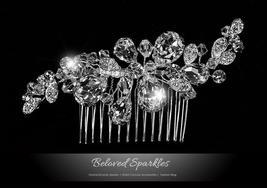 Marcela Morocco Cluster Hair Comb | Swarovski Crystal - $74.95