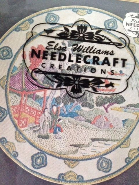 Elsa Williams Embroidery Kit 1 Listing