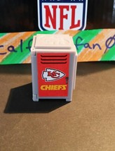 NFL TEENYMATES KANAS CITY CHIEFS LOCKER RARE LIMITED!!! NONE ON EBAY!!!... - $4.79