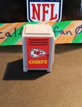 NFL TEENYMATES KANAS CITY CHIEFS LOCKER RARE LIMITED!!! NONE ON EBAY!!! 2015 image 1