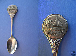 CLEARWATER FLORIDA Souvenir Collector Spoon Alligator Small Vintage Coll... - $4.95