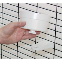 Quick Lock Crock for Dogs - 20 oz - crocks attach to the cage crate & carrier - $19.75