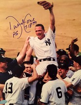 Yankees David Cone Autographed 11x14 Photograph Photo USA SM Auth #2399 - $46.71