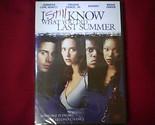 I Still Know What You Did Last Summer (DVD, 2005)Jennifer Love Hewitt,Brand New!