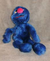 "Applause Plush Grover Sesame Street 13.5"" Tall VGC CUTE - $10.36"