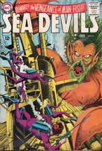Sea Devils (1965) #24 Comic Book - $12.99