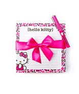 Hello Kitty Notepad and Pen Set - NEW - $17.84