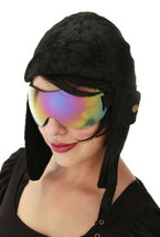 SteamPunk Cosplay Anime Motoko Style Rainbow Goggles Ghost In The Shell ... - $17.37